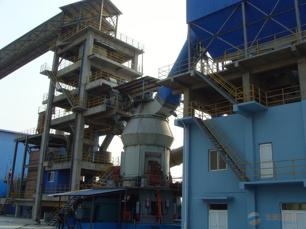 large vertical grinding mill