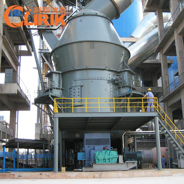 calcite powder vertical roller mill