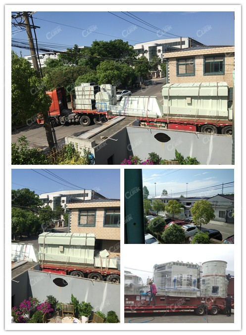 vertical roller mill delivery