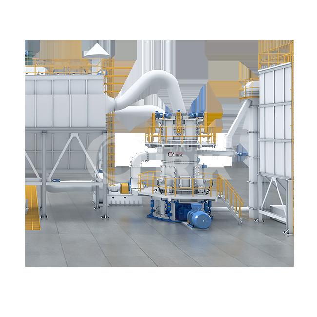 Industrial Vertical Grinding Mill